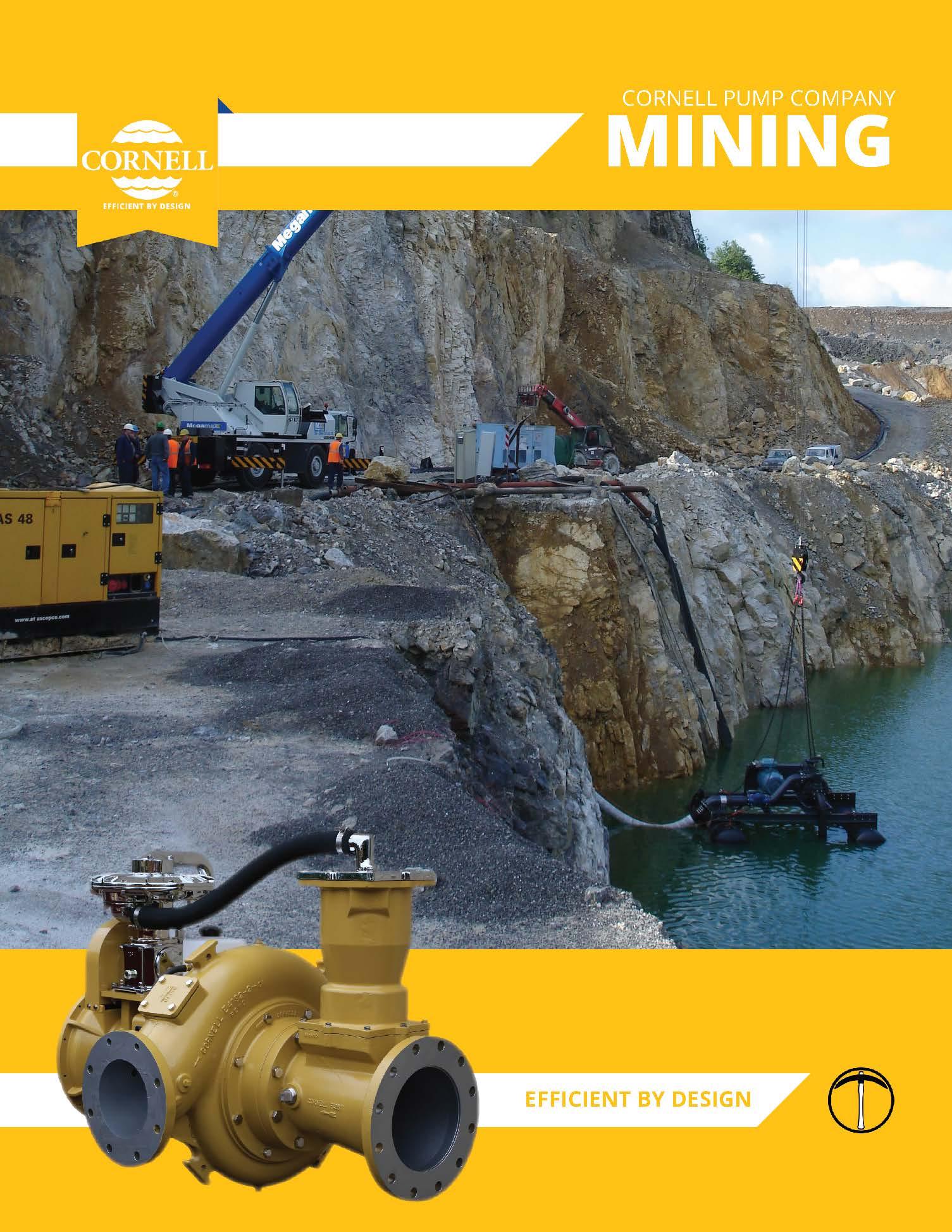 Cornell – Mine Dewatering