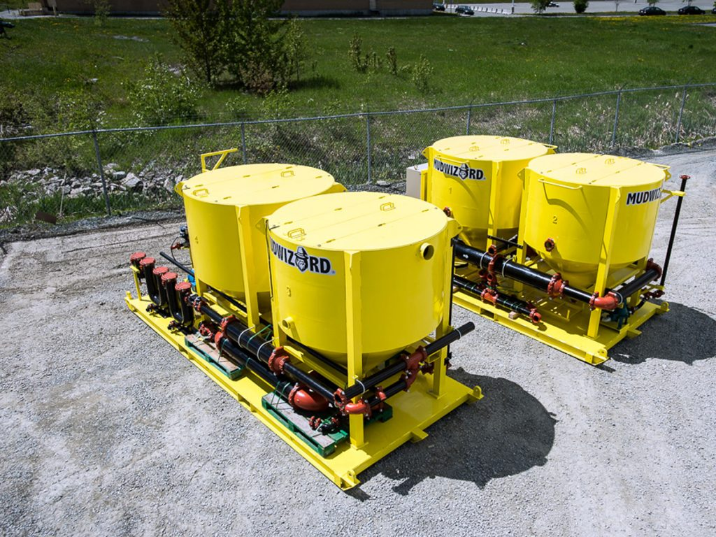 Mudwizard - Dirty water portable pump stations