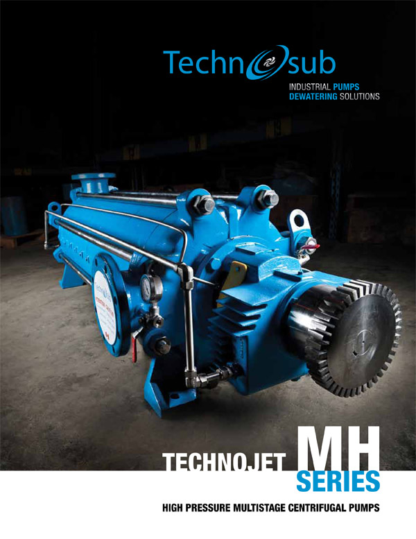 Technosub – Technojet MH Series