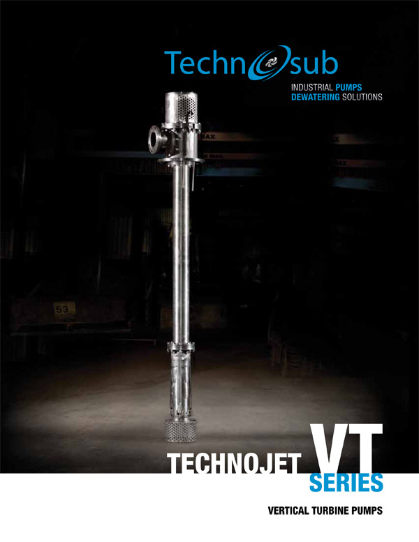 Technosub – Technojet VT Series